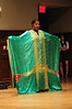 This unusually fine quality Khaleegy dress (approximately 75 years old) was given by the king of Saudi Arabia to an Egyptian ambassador for the ambassador's wife (rhodescollegemagazine) Tags: memphis diversity multicultural rhodescollege