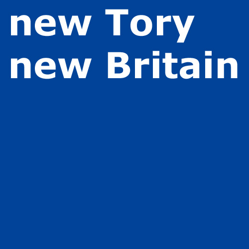 New Tory, new Britain