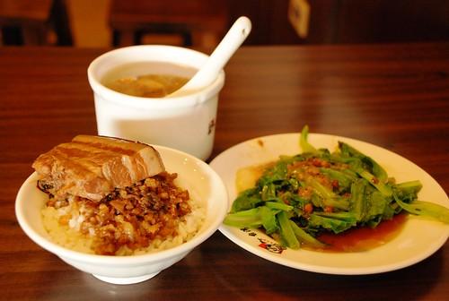 嘉义 - 鲁肉饭
