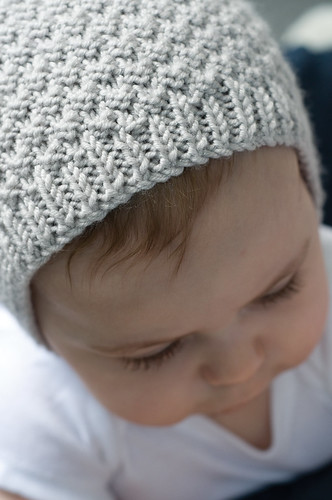 Knitted Baby Bonnet Pattern - Squidoo : Welcome to Squidoo