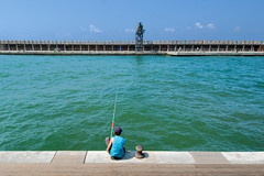 Tel Aviv port (schnapper_j) Tags: telaviv aviv