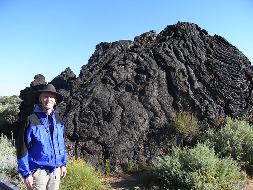 Dad and Lava