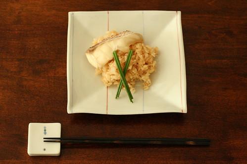 sea bream rice