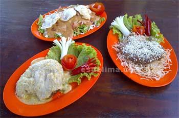 Ayam Presto Telur Asin Denpasar