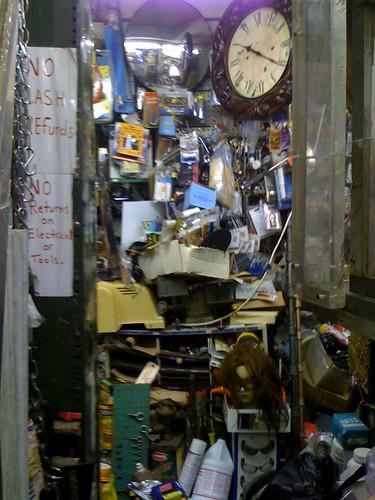 Bed Stuy Hardware Store Raid