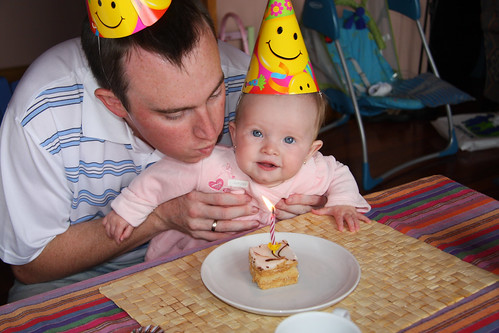 Seven Month Birthday Party