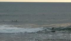 Surfing at Tanah Lot, Bali (cheuleng) Tags: bali tanahlot