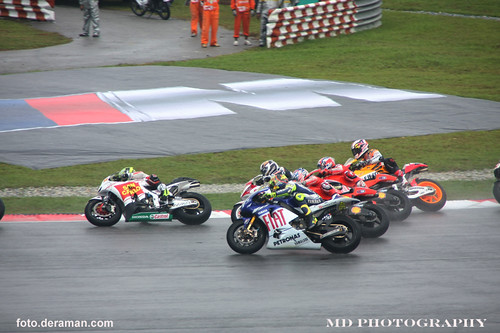 MotoGP 2009 at SIC