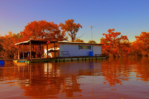 Alabama Landing Houseboat