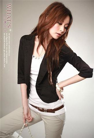 plain black blazer 3