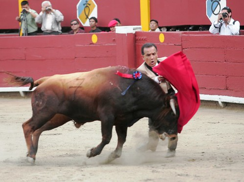 Freddy Villafuerte en Acho 2009
