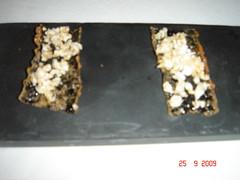 Alga Noir crujiente