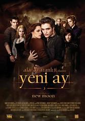 Alacakaranlık Efsanesi: Yeni Ay - The Twilight Saga: New Moon (2009)