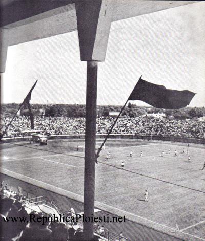 Stadionul Ilie Oana - 1956