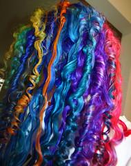 Left Side of the Rainbow (wisely-chosen) Tags: selfportrait dawn redhair pinkhair bluehair orangehair purplehair greenhair yellowhair rainbowhair colorfulhair lavenderhair naturallycurlyhair adobephotoshopcs4 multicolorhair manicpanicprettyflamingo manicpanicatomicturquoise manicpanicredpassion manicpanicultraviolet manicpanicbadboyblue manicpanicfuschiashock manicpanicpurplehaze manicpanicshockingblue manicpaniclielocks manicpanicelectricbanana manicpanicelectriclava manicpanicelectriclizard manicpanicplumpassion manicpanictigerlily