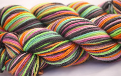 World of Illusion on BFL - 4 oz. (...a time to dye)