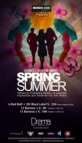 Spring Summer - Drama