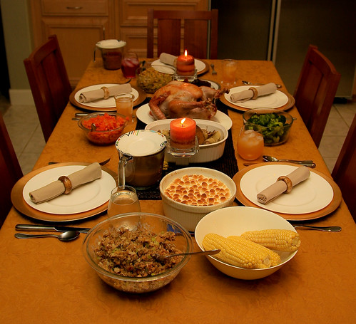 Our 2009 feast