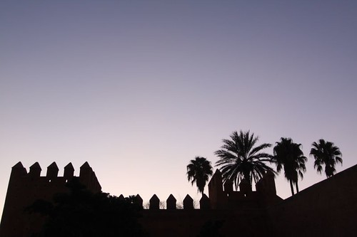 Rabat Skyline...