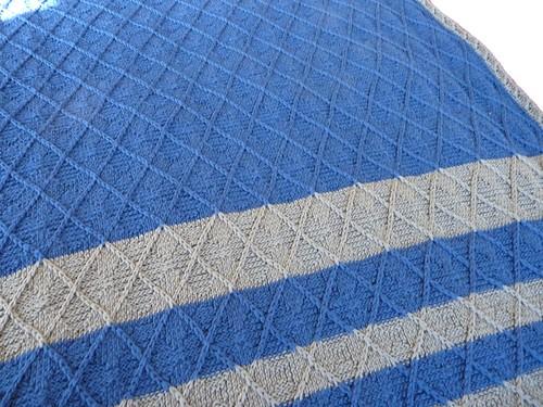 Argyle Blanket