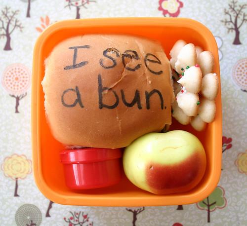 Kindergarten Snack #45: November 30, 2009