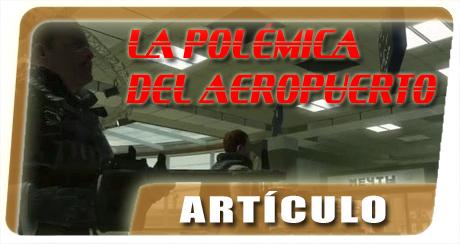 La polémica del aeropuerto