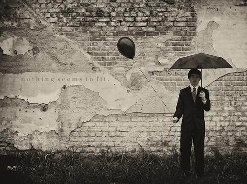 Raindrops Keep Falling...