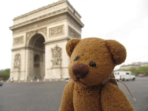 BB - I am here in Paris!