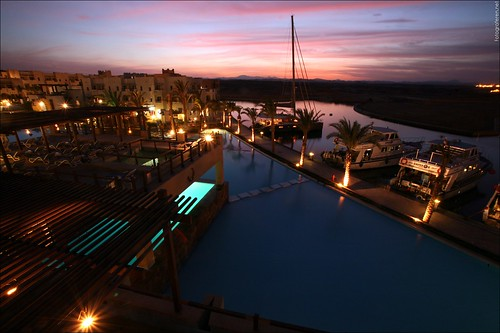 Port Ghalib - Coral Beach Marina Lodge