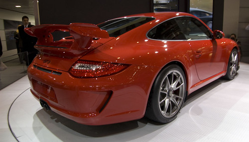 Porsche 911 GT3 by David Villarreal Fernández, on Flickr