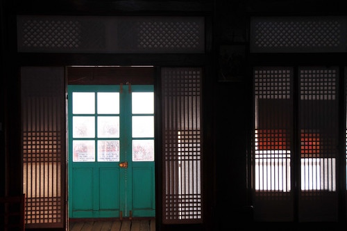 Doors, Ganghwa Anglican Church