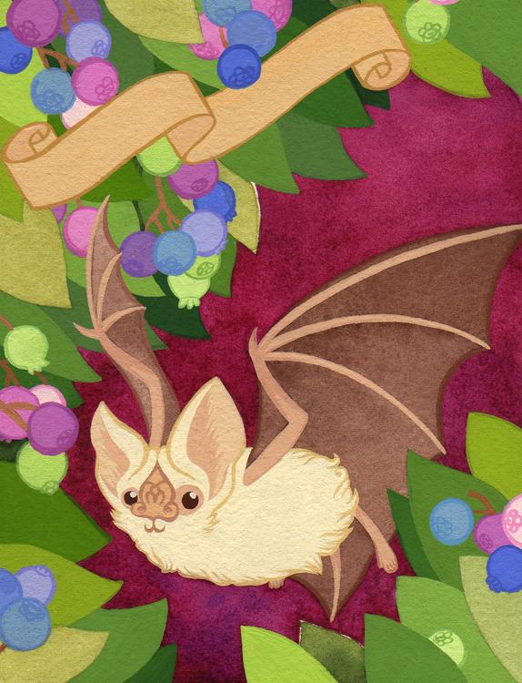 Ex Libris - Bat