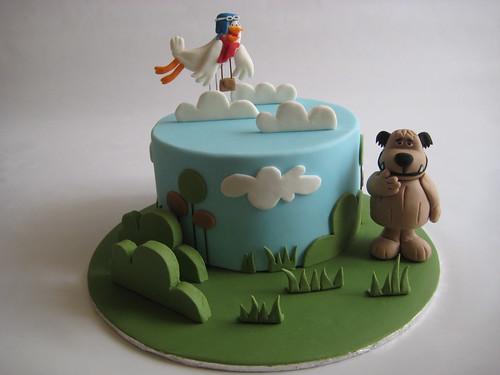 Muttley Cake