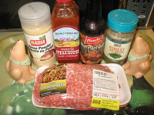 """Old-Fashioned Meatloaf"" ingredients"