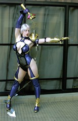 Ivy Valentine (BelleChere) Tags: costume cosplay ivy valentine isabella dragoncon soulcalibur bellechere ivyvalentine whipsword