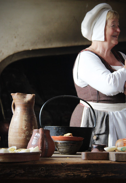 Kentwell Hall - Kitchen