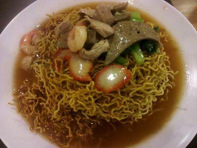 Tomato Noodle