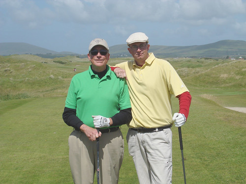 Paul and Erik at Waterville