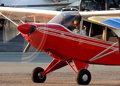 Aeroboero (Antônio A. Huergo de Carvalho) Tags: aeroboero ab115 aviation aircraft airplane aviação avião aviaçãogeral aeroclube aeroclubedoparaná propeller prop hélice
