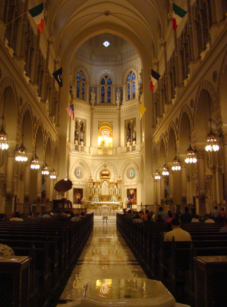 DSC06470 Jesuit Church sanctuary