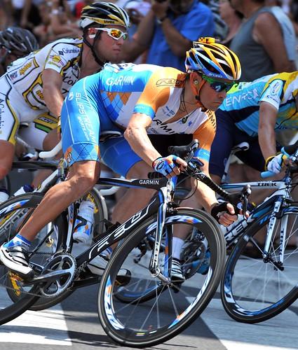Julian Dean - Tour de France, stage 2