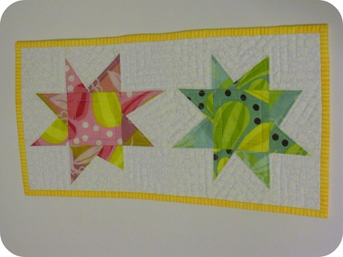 Maverick Star Mini Quilt
