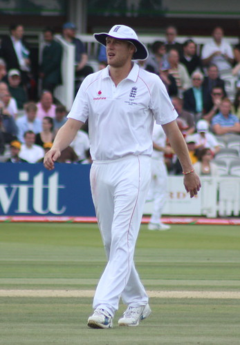 Andrew Freddie Flintoff Lords 2009 by starwarshoarder.