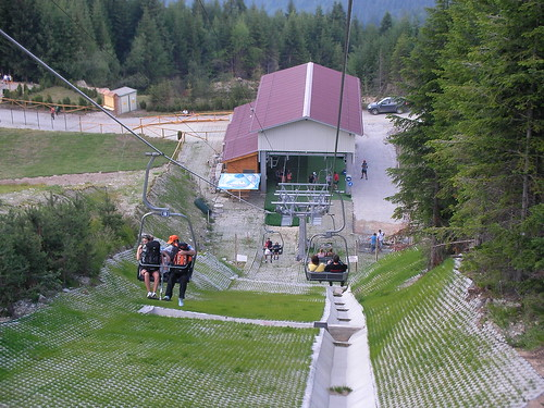 Pionerska Chair Lift