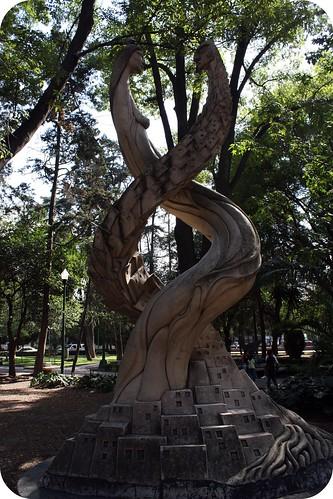 Licoln Park, Mexico City