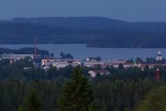 Kuopio at 23:51 (aaluva) Tags: june iso100 midnight kuopio summernight kesy keskuu nikond200 neulamki kallavesi nikkor300mmf28 keskiy easternfinland itsuomi pohjoissavo