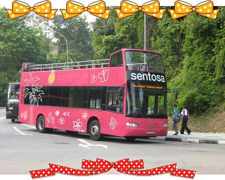 sentosa bus