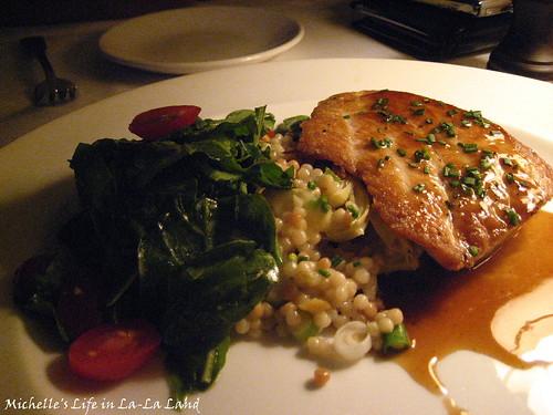 Scott's Seafood- Roasted Mahi Mahi