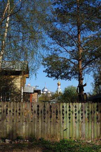 The city of Vologda