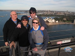 Climbing the Sydney Harbor Bridge with the AEC Systems Team